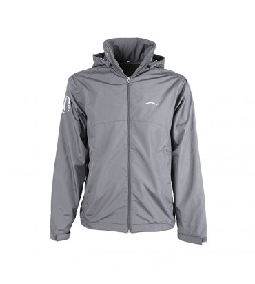 WINDBREAKER MAN GRAY