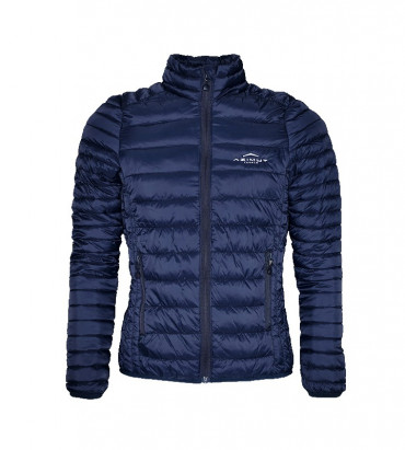 LIGHT DOWN JACKET MAN BLUE