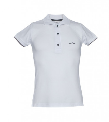 POLO WOMAN WHITE