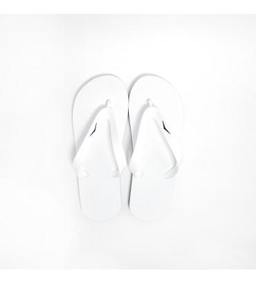 FLIP FLOPS WHITE AZIMUT